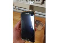 Samsung smart phone with receipt etc box