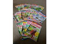 Kitchen garden magazines