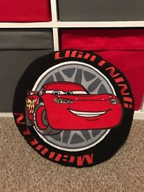 Disney Cars Lightning McQueen cushion