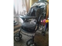 Graco Pushchair - Great condition with raincover
