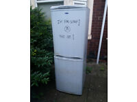 For Free and For Scrap a Not Working Fridge Freezer. First Come First Serviced.