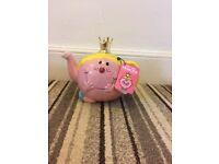 Little Miss Princess teapot and tea bags £5