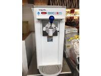 Ice cream machine serviced fully working order