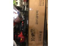 hedge trimmer long reach petrol brand new