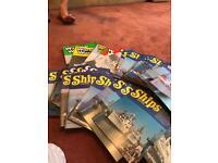 80's navy magazines