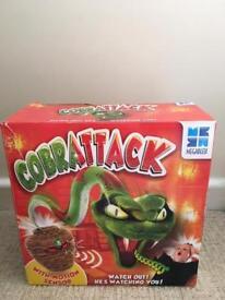 Cobra Attack Game