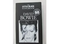 The Little Black Song Book David Bowie