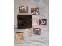 Playstation 4 500gb with games (Good Condition/Full working order)