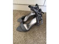 Faith shoes, size 4, never worn