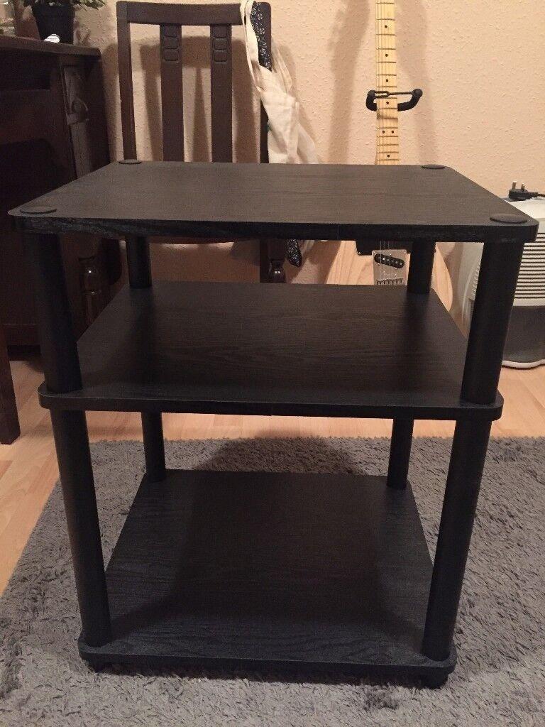 Verona Effect Hi Fi Furniture Rack Tv Stand In Grassmarket  # Hifi Furniture Wood High Quality