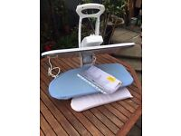 Mini Ironing Press... Moving House it's got to go !!!