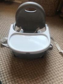Chicco travel highchair