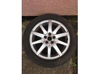 "Jaguar S Type 17""alloy Wheel"