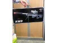 AWP Enviromentally Friendly Shooting Game
