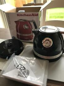 Kitchenaid Artisan kettle in Onyx