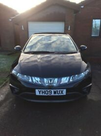 Beautiful Honda Civic 1.8i Vtec SE, amazing spec and Service History, 51k Miles, MOT etc