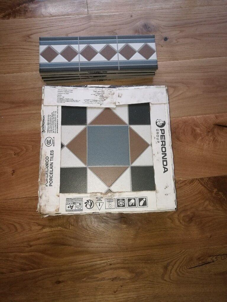 Floor tiles grosvenor blackblue victorian floor tiles from floor tiles grosvenor blackblue victorian floor tiles from topps tiles dailygadgetfo Images