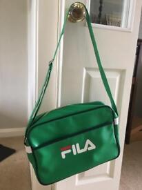 Retro Fila shoulder bag