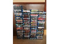 Blu-Ray Films Movies Collection Job Lot or Individuals