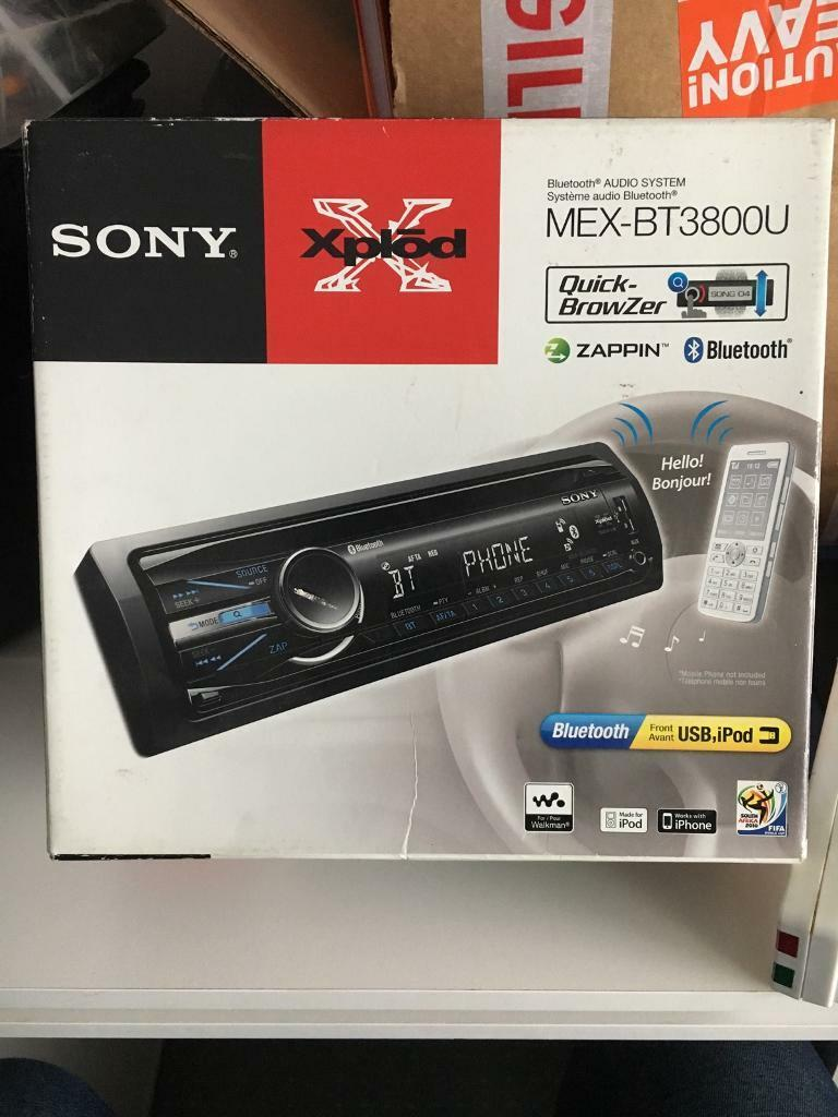 Sony Xplod Bluetooth Car Stereo | in Slough, Berkshire | Gumtree
