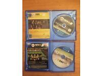 Ps4 games Fifa 15 and fifa16 £25
