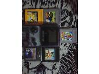 Gameboy colour working 5 GAMES ONO