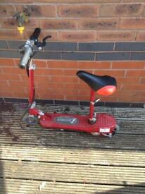 Electric skooter