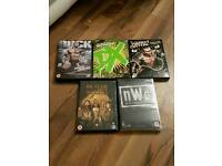 WWE Dvd collection