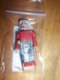 BACK TO THE MINIMATES FUTURE BIFF TANNEN
