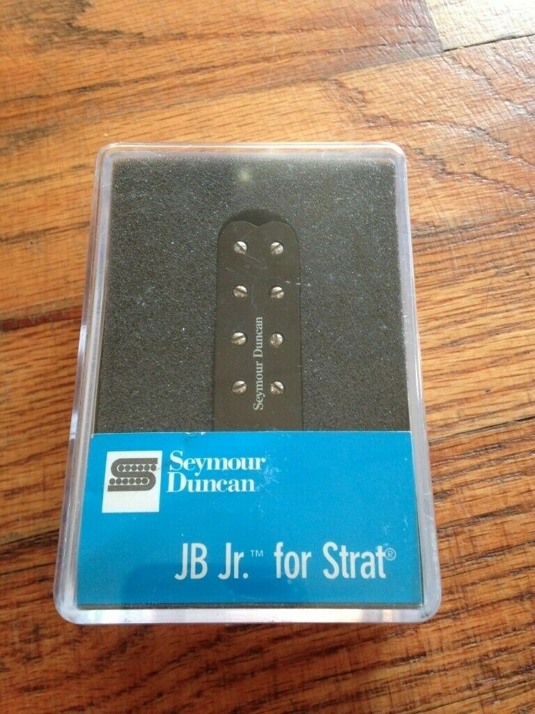 Seymour Duncan JB Jr  Bridge Pickup in Black | in Wishaw, North Lanarkshire  | Gumtree