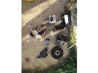 Diesel Vectra parts