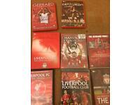 Liverpool DVD job lot