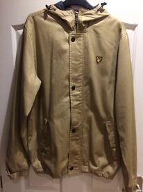 NEW men's Lyle and Scott jacket