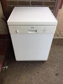 Bosch Dishwasher (Delivery Available)
