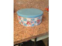 Catch Kidston large cake tin