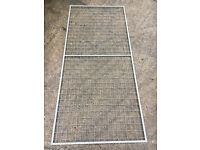 Mesh Panels, Great for Dog runs, kennels, Fencing, 2.25m X 1m £15.00 + VAT