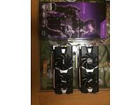 X2 Sapphire R9 280 dual x oc 3gb graphics cards