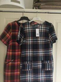 Dorothy Perkins new shift Dresses size 12