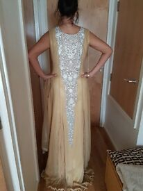 Asian Gown