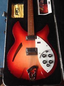 Rickenbacker 330 / 12 string w/ Hard case - great condintion