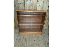 Danish style teak bookcase in mint vintage condition gplanera