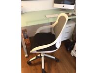 John Lewis Desk and Chair, like new!