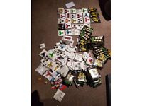 Liquidated Stock. 23 Finger Spinners n 3 Thumb Chucks or 83 Finger Spinners n 28 Thumb Chucks