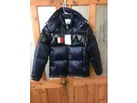 Moncler Gary Patch Hooded down jacket size 3 (M)