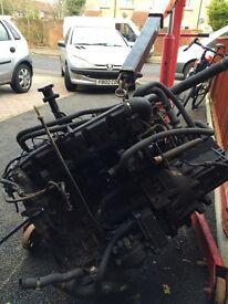 Ford Transit 2003 engine