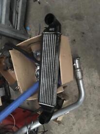 Bmw 330d intercooler