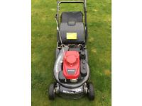 Honda HRH536 Professional petrol lawnmower