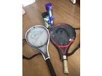 Tennis set
