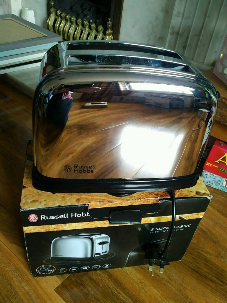 Russell Hobbs Toaster New In Box