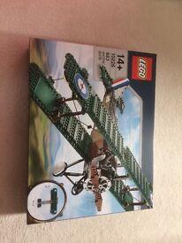 Lego sopwitch camel
